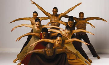 Alvin Ailey: Χορευτική πανδαισία στο Μέγαρο Μουσικής Αθηνών