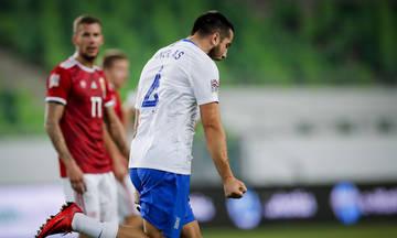 To 1-0 με τον Σάλαι για την Ουγγαρία και η ισοφάριση της Εθνικής με τον Μανωλά  (vids)