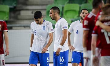 Τα γκολ από το Ουγγαρία-Ελλάδα 2-1 (vids)