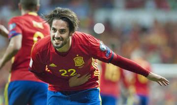 H Ισπανία ταπείνωσε με 6-0 την Κροατία (vid)