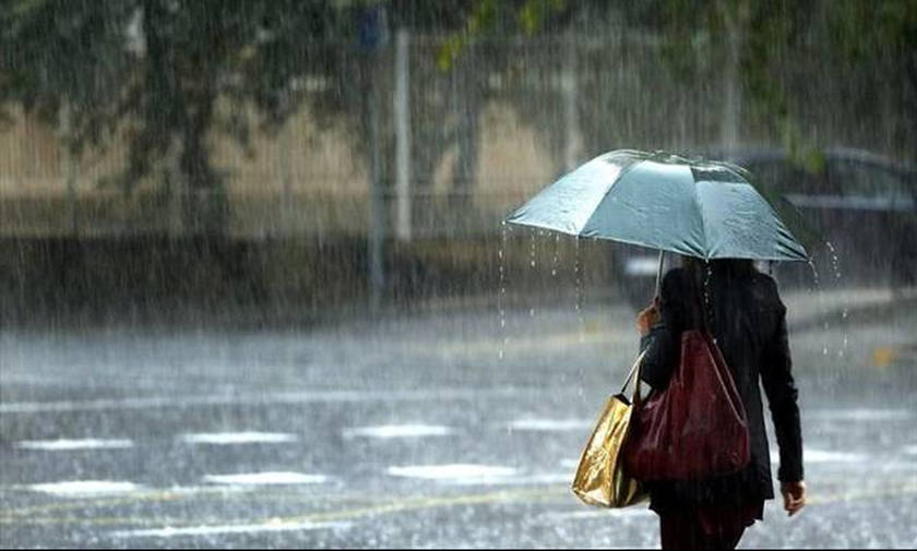 Καιρός: Βροχερό το σκηνικό σε πολλά τμήματα της Ελλάδας