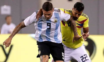 Έμειναν στο μηδέν Αργεντινή και Κολομβία, εντυπωσιακή η Βραζιλία (vid)