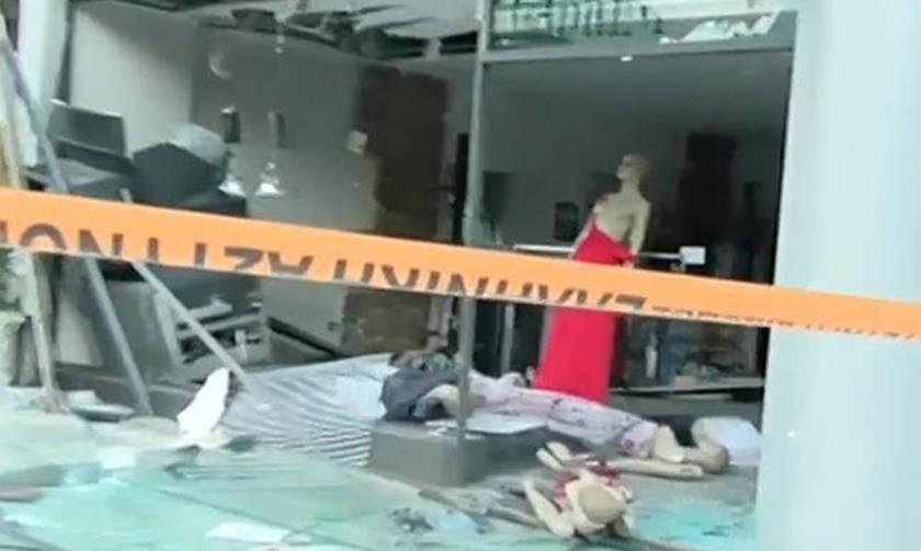 Έκρηξη σε ΑΤΜ στον Βύρωνα