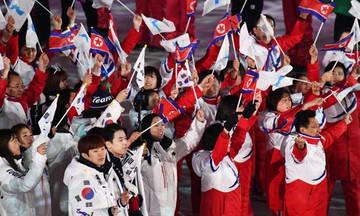 Η Ν. Κορέα θέλει συνδιοργάνωση των Ολυμπιακών Αγώνων με τη Β. Κορέα!