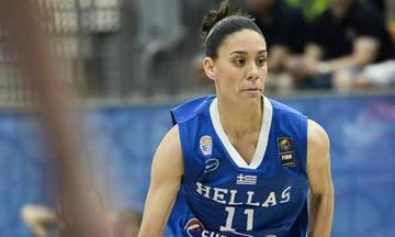 Εθνική Μπάσκετ Γυναικών: Ενσωματώθηκαν οι Νικολοπούλου, Σπυριδοπούλου