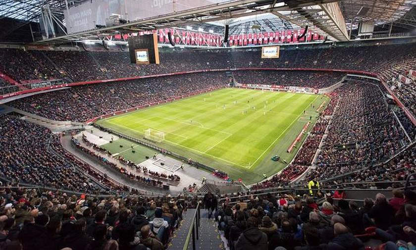 Εξαντλήθηκαν τα εισιτήρια για τα εντός έδρας παιχνίδια του Άγιαξ στο Champions League
