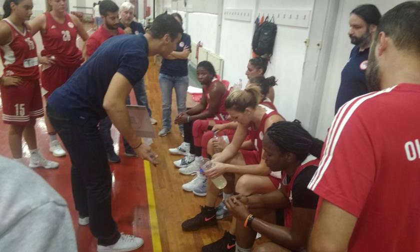 Ολυμπιακός: Θετικό το πρώτο τεστ της γυναικείας ομάδας μπάσκετ