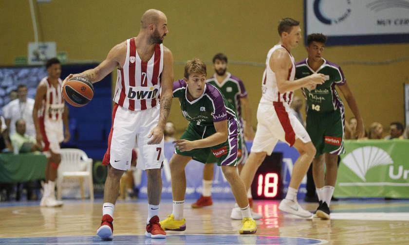 Μάλαγα - Ολυμπιακός 77-94: Ο Σπανούλης είναι εδώ!