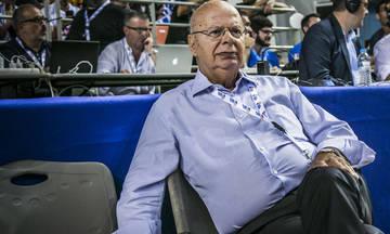 """Βασιλακόπουλος: """"Η Εθνική θα πάει σε Αθήνα, Θεσσαλονίκη αν το επιτρέψουν οι ...ιδιοκτήτες γηπέδων"""""""