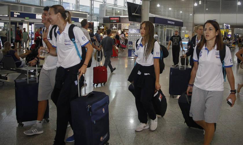 Εθνική Μπάσκετ Γυναικών: Φιλικό με τη Λετονία στη Ρίγα