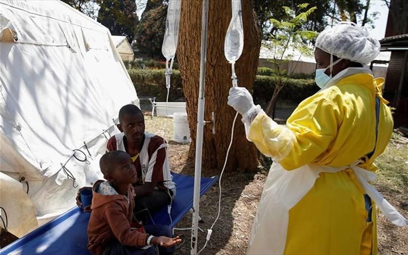 Νίγηρας: 55 νεκροί από επιδημία χολέρας