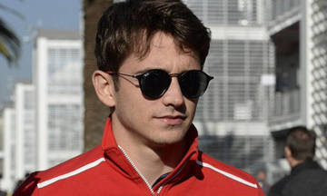 Σαρλ Λεκλέρκ: «Ονειρο ζωής η Ferrari»