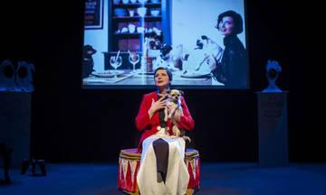 Η Ιζαμπέλα Ροσελίνι για ένα μοναδικό one woman show στο Μέγαρο!