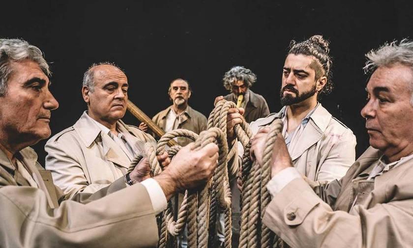 Ασκητική, του Νίκου Καζαντζάκη στο Μικρό Θέατρο Μονής Λαζαριστών