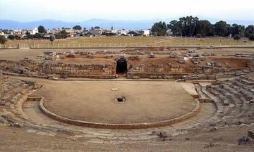 Το Αρχαίο Θέατρο της Ερέτριας ανοίγει έπειτα από 40 χρόνια