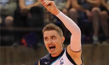 Ασύλληπτο ρεκόρ του Τερβαπόρτι στο Παγκόσμιο Πρωτάθλημα Βόλεϊ