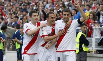 La Liga: Έκανε «σεφτέ» η Ράγιο