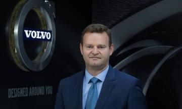 Αλλαγή ηγεσίας στη Volvo Car Hellas