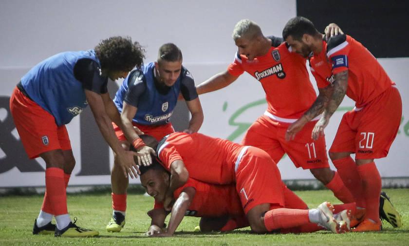 ΟΦΗ-ΠΑΟΚ 1-3: Νίκη με ανατροπή, δεν αποβλήθηκε ο Πασχαλάκης