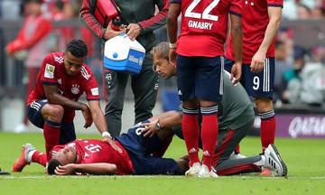 Μπάγερν: Μεγάλη ζημιά ο Τολισό, χάνει τα ματς με την ΑΕΚ