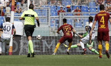 Serie A: Γκέλα Ρόμα με Κιέβο Βερόνα (2-2)
