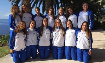 Στην 5η θέση στην Ευρώπη η Εθνική Νέων Γυναικών (10-9)