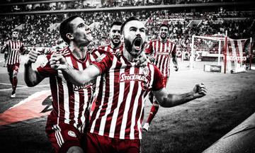 Τα highlights του Ολυμπιακός - Αστέρας Τρίπολης 2-1 (vid)