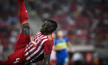 Ο Καμαρά δεν θα ξεχάσει ποτέ το πρώτο του γκολ με τον Ολυμπιακό (pics)