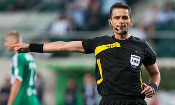 Europa League: Ο Στεφάνσκι σφυρίζει το Ολυμπιακός - Μπέτις