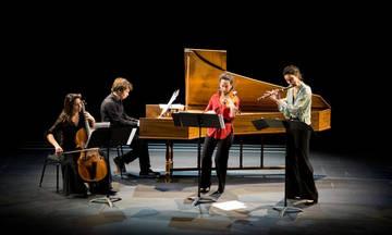 Athens Baroque Festival: Η μπαρόκ μουσική γιορτάζει στο Θέατρο Σφενδόνη