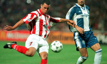 Θυμήθηκε το γκολ του Γιαννακόπουλου η UEFA (vid)