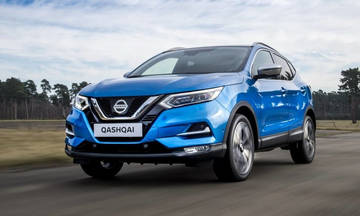 Nissan Qashqai με νέο 1.3 turbo και αναβαθμισμένο 1.5 diesel