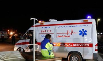 Ιράν: 19 νεκροί από σύγκρουση λεωφορείου με βυτιοφόρο