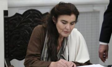 Πρόεδρος στο Κέντρο Πολιτισμού «Σταύρος Νιάρχος» η Λυδία Κονιόρδου