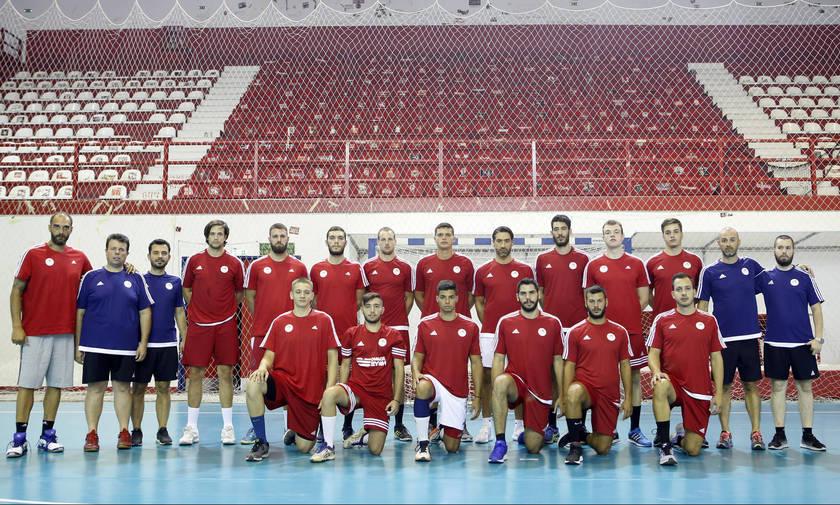 Handball Premier: Το πρόγραμμα της 1ης αγωνιστικής - Πότε παίζει ο Ολυμπιακός