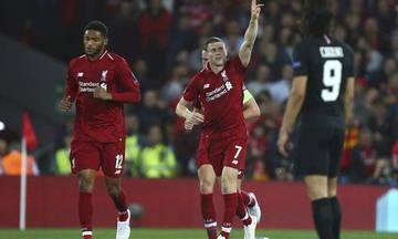 Η Λίβερπουλ πέτυχε την έκτη νίκη της σεζόν (vid)