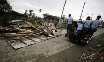 Φιλιππίνες: 81 νεκροί από τον τυφώνα Μανγκούτ