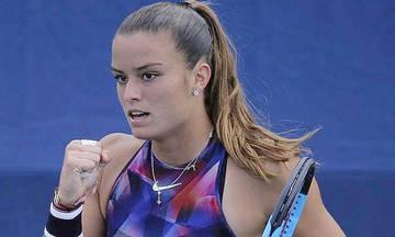 Korea Open: Η Μαρία Σάκκαρη προκρίθηκε στους «8»
