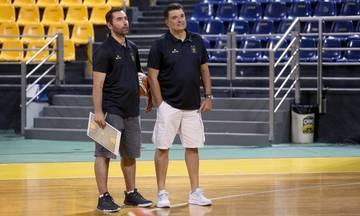Ο Καμπερίδης για την πρεμιέρα του Άρη στο Champions League της FIBA