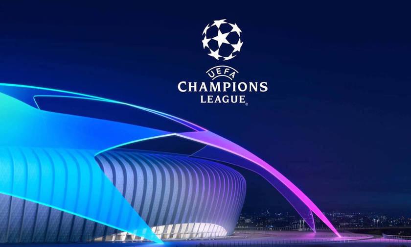 Champions League: Τα σημερινά (19/9) ματς και τα κανάλια που θα τα μεταδώσουν