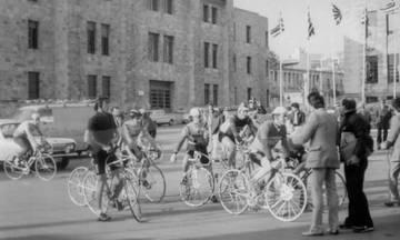 Ο «θρύλος» της ποδηλασίας Μιχάλης Γκιτάκος στην HISTORICA