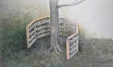 Libraries of Walks: Ομαδική έκθεση στο The Art Foundation