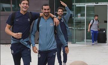 Ακριβοθώρητοι οι παίκτες της Τσέλσι στη Θεσσαλονίκη (vid)