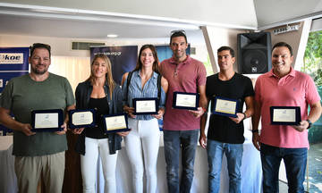 Πόλο: Σάρωσε ο Ολυμπιακός στα βραβεία σε άνδρες, γυναίκες!