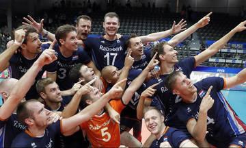 Ό Ραούβερντινκ θα συναντήσει τον Τερβαπόρτι στο Παγκόσμιο Πρωτάθλημα Βόλει
