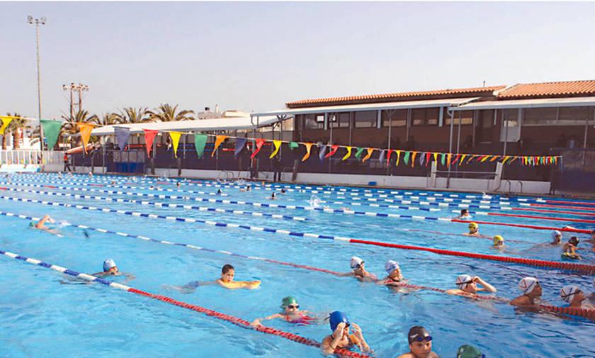 Από τους γονείς ζητούν τα… ρέστα για το λίφτινγκ στο κολυμβητήριο του Ηρακλείου!