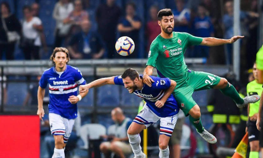 Serie A: Μοιρασιά στη Γένοβα