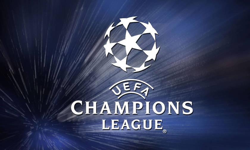 Τα αποτελέσματα και το πρόγραμμα του Champions League