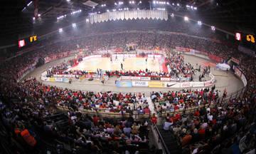 Ολυμπιακός: Σε κυκλοφορία τα εισιτήρια για όλους τους αγώνες της EuroLeague