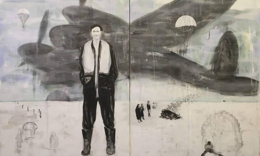 Έκθεση ζωγραφικής του John Bicknell στη Δημοτική Πινακοθήκη Λέφα